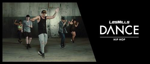 Free hip hop dance routine