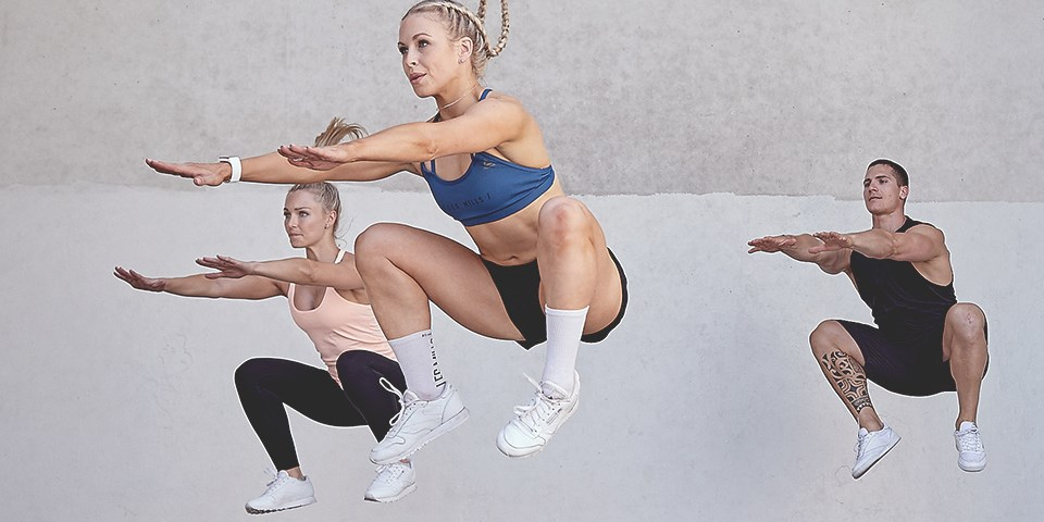 HIT YOUR HIIT MAX